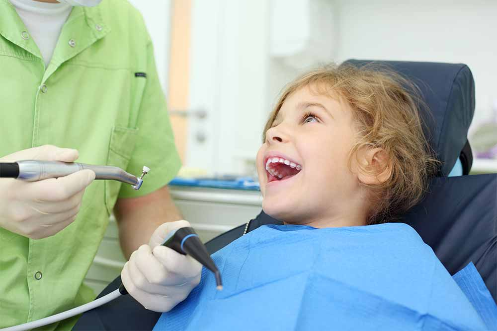 Children's Dentistry Treatments - Cairns Queensland