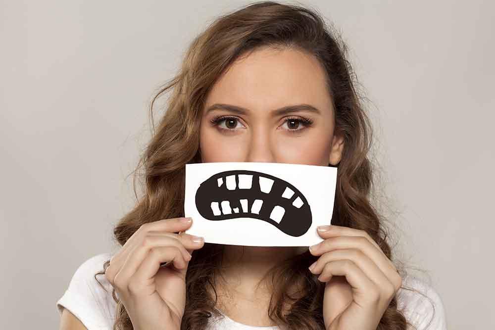 Bad Breath Halitosis Condition - Smithfield Dental