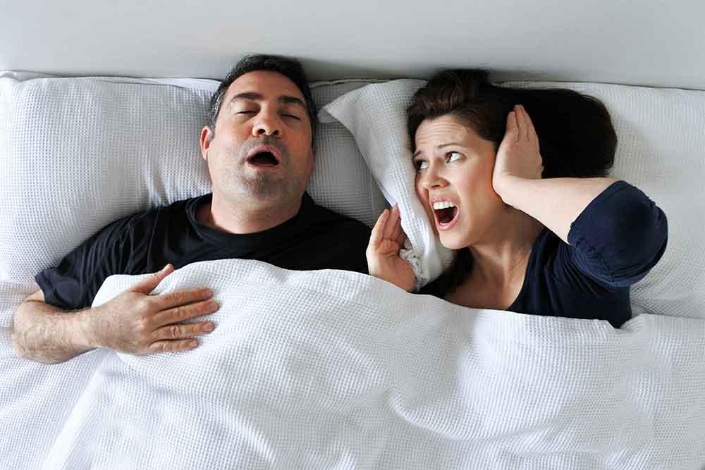 Snoring and Sleep Apnoea - Smithfield Dental