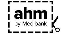 AHM By Medibank Logo