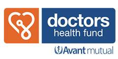Doctors Health Fund Logo