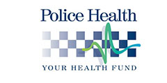 Police Health Fund Logo