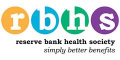 RBHS Health Insurance logo