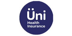 UNI Health Insurance Logo